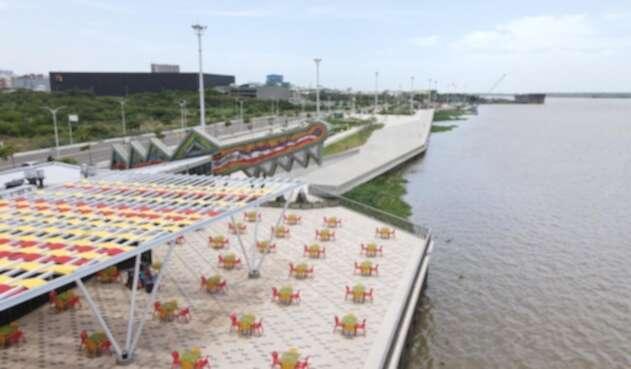 Barranquilla se prepara para reapertura de restaurantes.