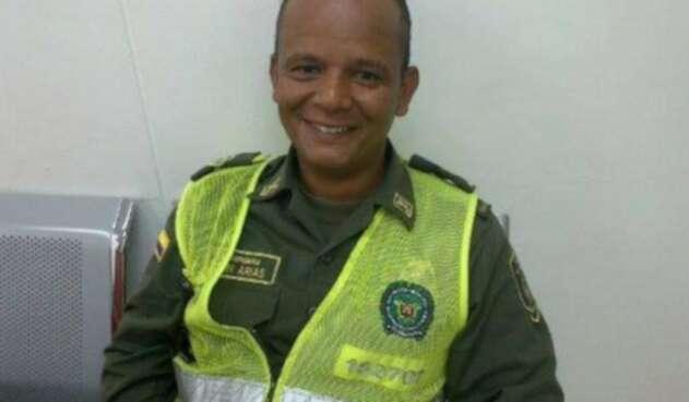 Policía que muere en accidente de tránsito en Cúcuta
