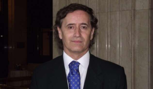 Ricardo Hernández, embajador de Chile en Colombia