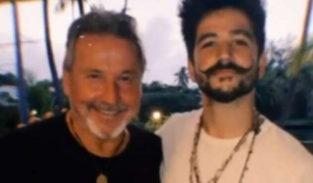 Ricardo Montaner y Camilo Echeverry