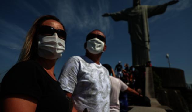 Río de Janeiro coronavirus