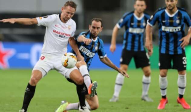 Sevilla Vs. Inter - Europa League