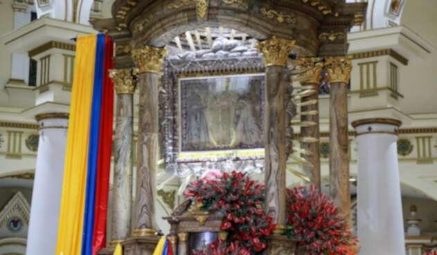 Trino, twitter, Virgen, Chiquinquirá, Presidente, Obispos