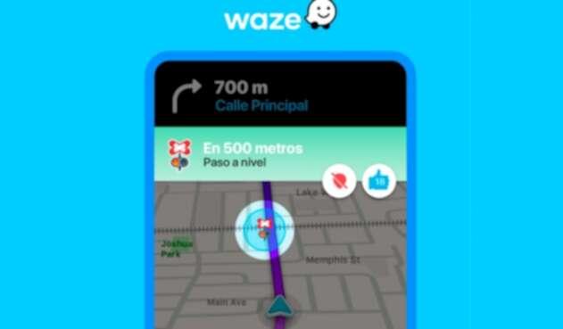 Waze actualiza sus mapas