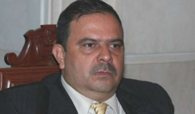 Excongresista Óscar Suárez Mira