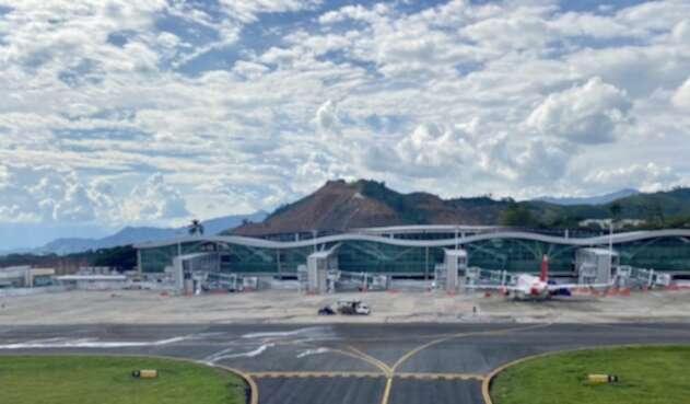 Aeropuerto Internacional Matecaña de Pereira