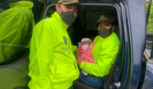 El Gaula de la Policía logró localizar a la menor de edad en un corregimiento del departamento del Atlántico.