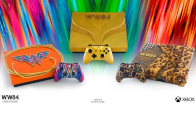 Xbox edición Wonder Woman 1984