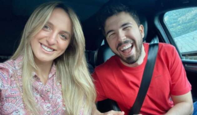 Youtuber Willyrex y su prometida