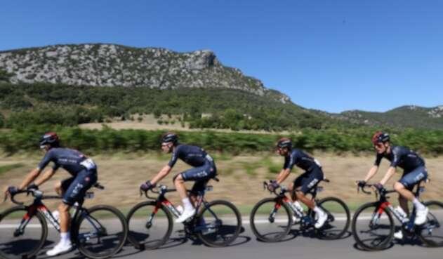 Egan Bernal - tour de Francia 200