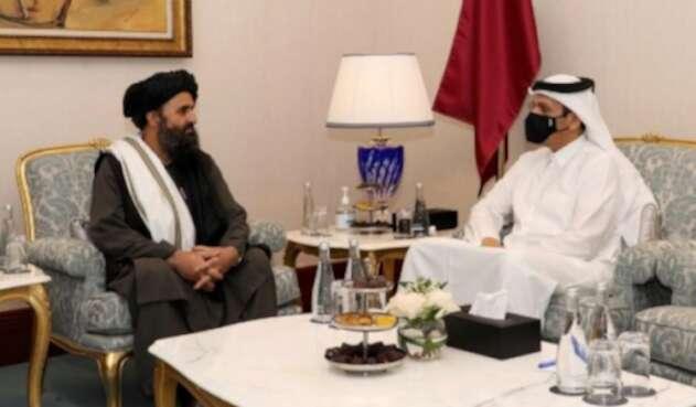 dialogos de paz gobierno afgano y talibanes