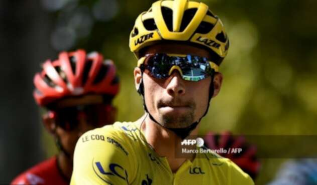 Primoz Roglic, Tour de Francia 2020