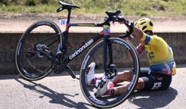 Sergio Higuita, EF, Tour de Francia