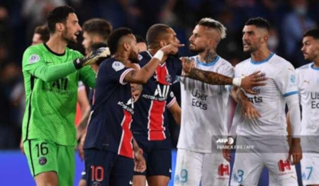 PSG Vs. Marsella - Ligue 1