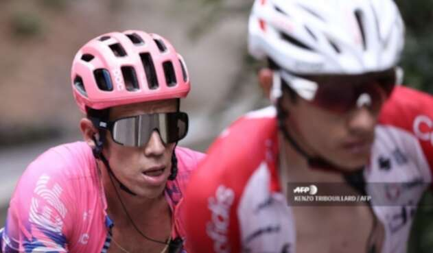 Rigoberto Urán - Tour de Francia 2020