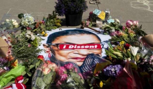 Homenaje a Ruth Bader Ginsburg