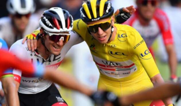 Tadej Pogacar, campeón del Tour de Francia 2020