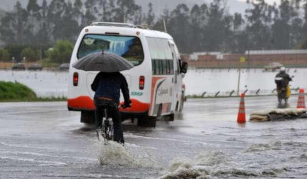Invierno en Colombia