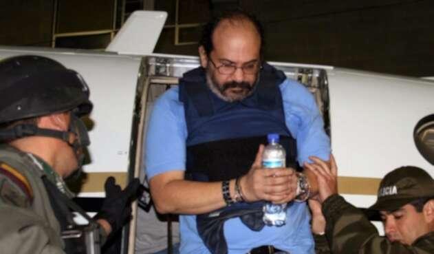 Rodrigo Tovar Pupo, 'Jorge 40', pagó doce años de cárcel en EE.UU.