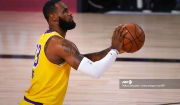 Los Angeles Lakers, LeBron James