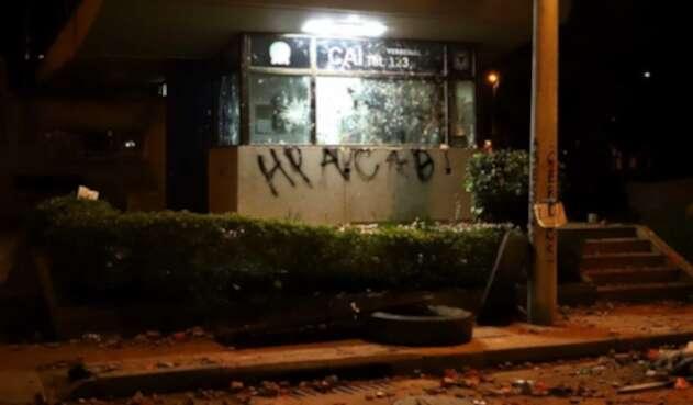 Violentas protestas en Bogotá por muerte de Javier Ordóñez