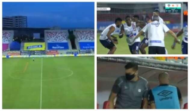 Superliga Junior vs América