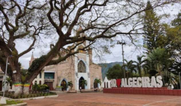 Algeciras Huila