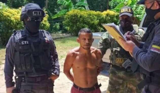 Alias chuky aceptó los cargos de asesinato del líder Ambientalista Alejandro Llinás