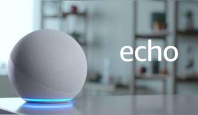 Parlante inteligente Amazon Echo