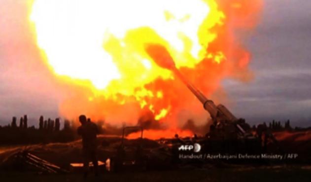 Conflicto en Nagorno Karabaj, Azerbaiyán