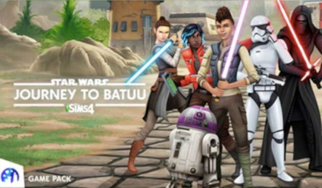 Sims 4 con Star Wars