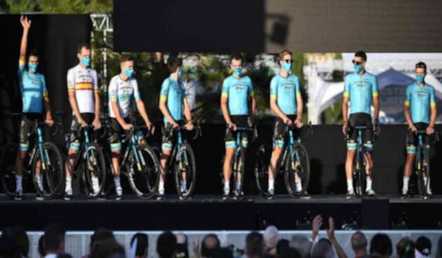 Astana - Tour de Francia
