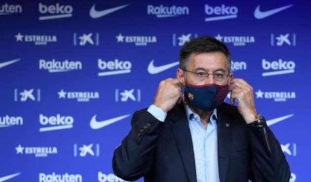 Josep María Bartomeu, FC Barcelona