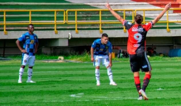 Boyacá Chicó Vs Cúcuta Deportivo