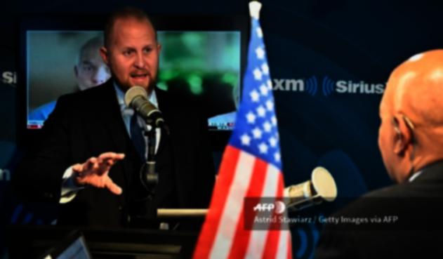 Bradley Parscale, exjefe de campaña de Donald Trump