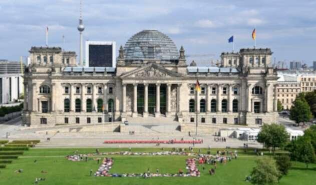 Bundestag - cámara baja alemana