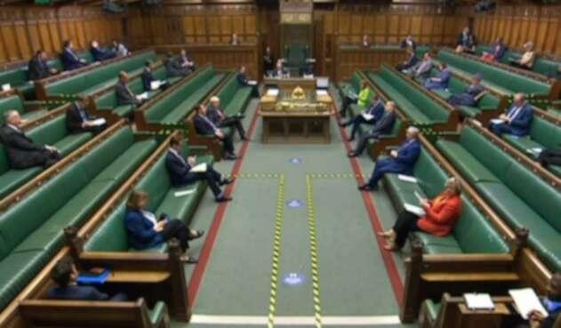 Cámara de los Comunes del Reino Unido