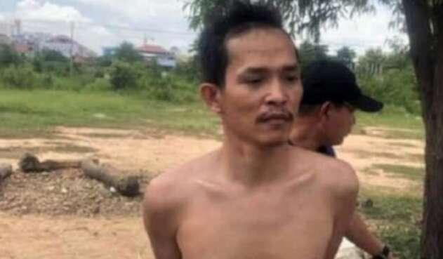 Hombre decapitó a su madre