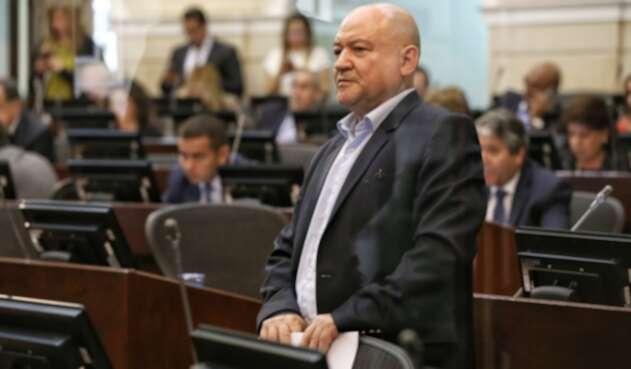 Carlos Antonio Lozada en el Congreso