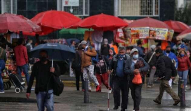 Coronavirus en Bogotá - aislamiento selectivo