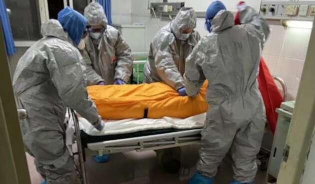 Coronavirus - muertos por coronavirus