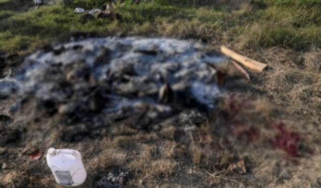 Incineran cuerpo de joven violada en grupo en India