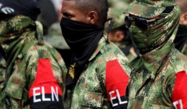 Pasacalles en Arauca por aniversario del ELN