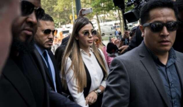 Emma Coronel, esposa del Chapo Gúzman
