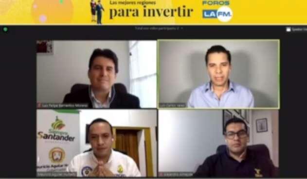 Foro virtual la FM Bucaramanga