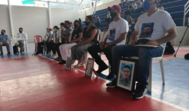 Sesión del Congreso en Samaniego, Nariño