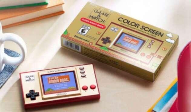 Game & Watch de Nintendo