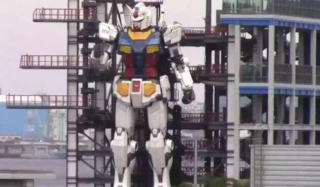 Gundam, el robot más grande del mundo