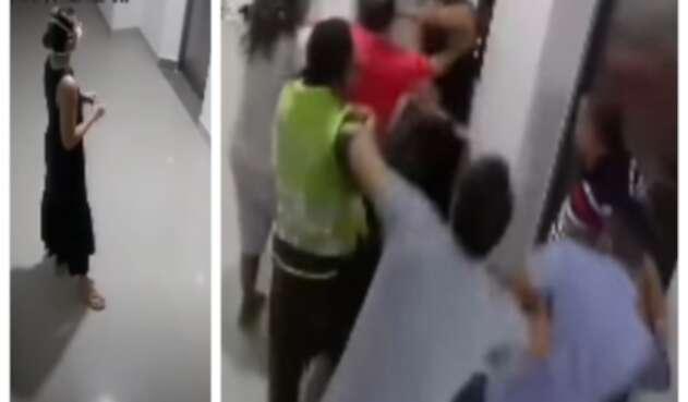 Brutal ataque a médica en Barranquilla
