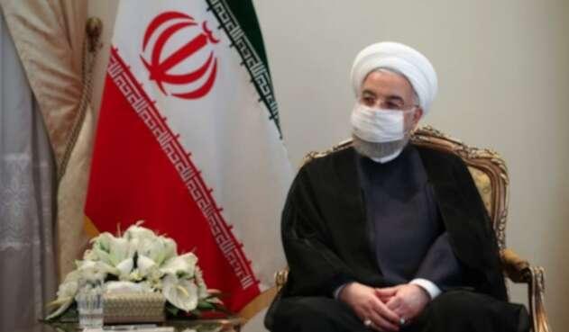 Presidente de Irán Hassan Rohani